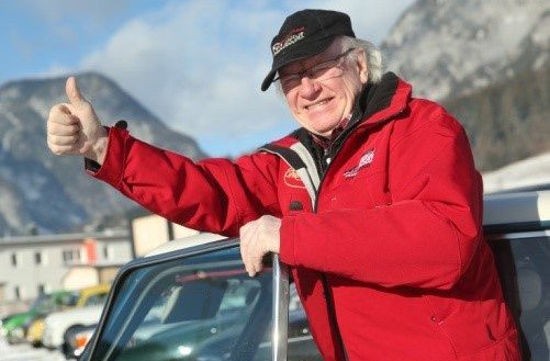 RAUNO AALTONEN TO JOIN THE SOUTHERN CROSS RALLY FESTIVAL